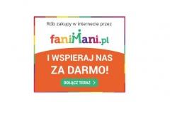 FaniMani - pomaganie przez kupowanie